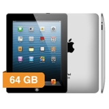 iPad 4th generation 64GB WiFi + 4G LTE AT&T