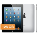 iPad 4th generation: 128GB WiFi + 4G LTE AT&T