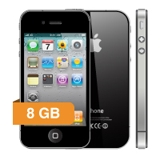 iPhone 4  8GB (Unlocked)