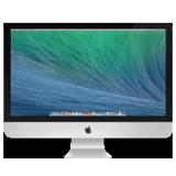 "iMac (14,2) Core i5 3.20 GHz 27"" (2013)"