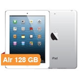 iPad Air: 128GB WiFi + 4G LTE AT&T
