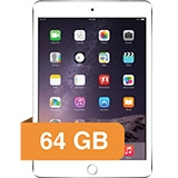iPad Mini 3 64GB WiFi + 4G LTE Unlocked