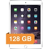 iPad Mini 3: 128GB WiFi + 4G LTE Unlocked