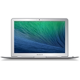 "MacBook Air (6,2) Core i5 1.4 GHz 13"" (Early 2014)"