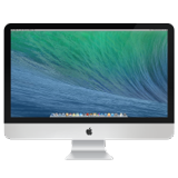 """iMac (13,3) Core i3 3.3 GHz 21.5"""" (Early 2013)"""