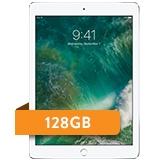 """iPad 5th generation 9.7"""" 128GB WiFi + 4G LTE Unlocked"""